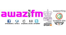 Awaz FM - Scotland's Asian Station